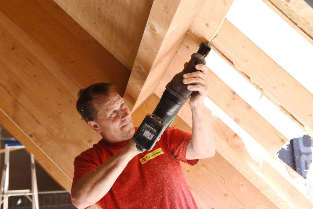 Bouwonderneming Veeneman: Verbouw