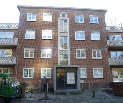 Bouwonderneming Veeneman: project Sprengenparklaan