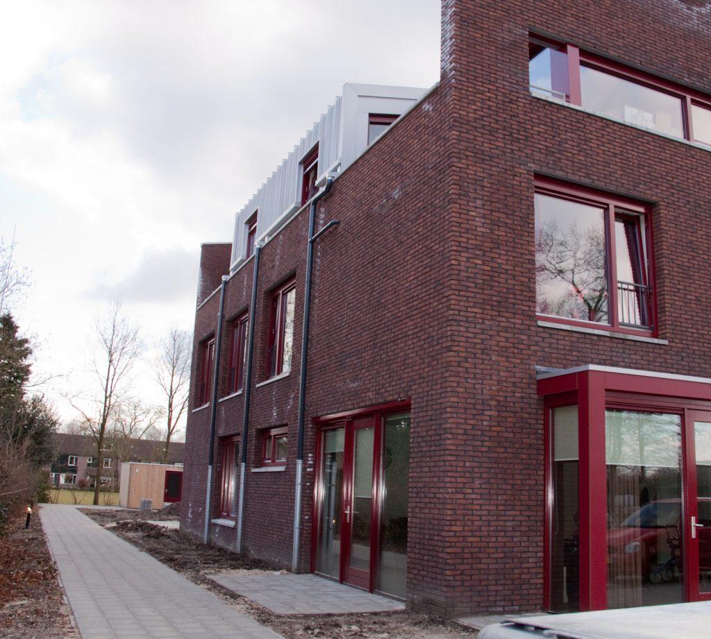 Bouwonderneming Veeneman: project woonzorgcomplex in Vaassen: 3 woongroepen