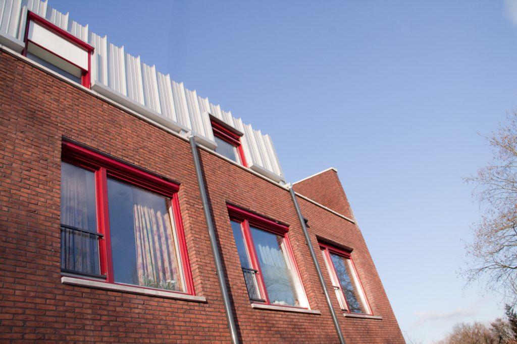 Bouwonderneming Veeneman: project woonzorgcomplex in Vaassen: 18 appartementen