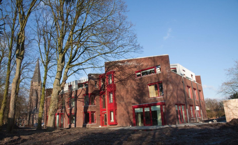 Bouwonderneming Veeneman: project woonzorgcomplex in Vaassen