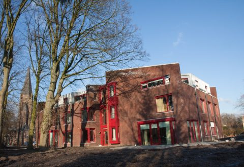 Bouwonderneming Veeneman: project woonzorgcomplex in Vaassen